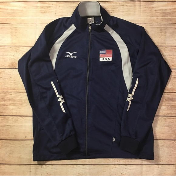 ed7e851e8415 Women s Mizuno Volleyball Warmup Jacket. M 58e4ab89d14d7b6005021aab
