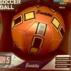 Franklin & Marshall Other - Official Size Soccer Ball