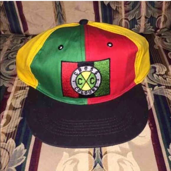 cross colours Other - Cross colours snapback hat cap Rasta OLDSKOOL 90s 0f5099e3ac4