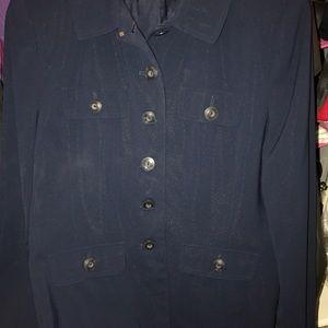 Valerie Stevens Jackets & Blazers - Valerie Stevens blazer/suit jacket size 14 petite.