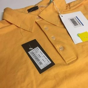 Piombo Other - Piombo- Premium Chic Pique Apricot Shirt  NWD XL