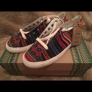inkkas Shoes - Inkkas shoes & bracelet from JCrew