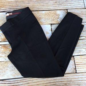 Banana Republic Martin Fit black ankle dress pants