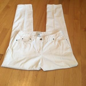 Kenneth Cole Pants - White jeans