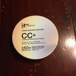 It cosmetics CC+ powder