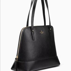 Kate Spade Grand St Rachelle Black Shoulder Bag