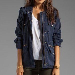 Velvet Jackets & Blazers - Lily Aldridge for Velvet Military Jacket Small