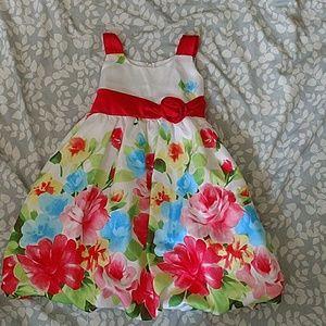 Bonnie Jean Other - Bonnie Jean floral  easter dress
