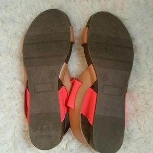 a4a24686c7d8 Mossimo Supply Co. Shoes - Mossimo Tameka Elastic Quarter Strap Sandals