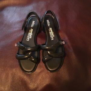 Jeremy Scott Shoes - Melissa + Jeremy Scott ✨Tube Sandal ✨
