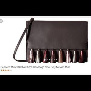 Rebecca Minkoff Handbags - New bought at Nordstrom Sofia Clutch💕