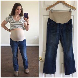 Motherhood Maternity Denim - Motherhood maternity jeans