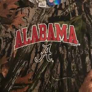 Camo Other - College Camo tree Alabama tee. Father's Day sale