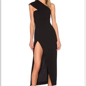 SOLACE LONDON Dresses & Skirts - Black Maxi Solace London Dress