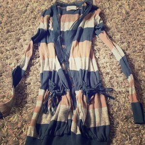 Yoon Sweaters - Yoon striped cardigan