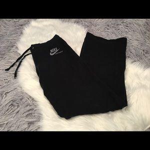 Nike Pants - Nike Black Sweatpants 💕