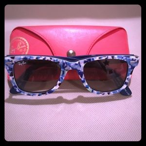 Ray Ban Limited Edition
