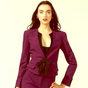 Robert Rodriguez Jackets & Blazers - SALE💖💖 'Robert Rodriguez' short bow jacket