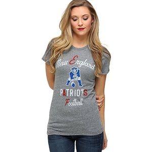 Junk Food Clothing Tops - Junk Food New England Patriots TD shirt NFL