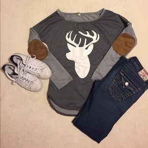Tops - Ealey Fushi Deer Top