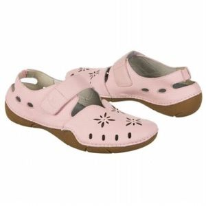 Propet Shoes - Propet Chickadee Walking Shoes Pink Leather 9