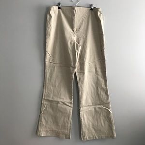 Motherhood Maternity Pants - NWT Motherhood Maternity Stretch Khaki Pants, XL