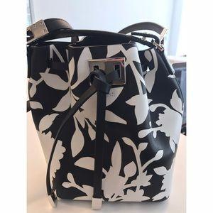 Michael Kors Handbags - ONE-OF-A-KIND Michael Kors Miranda Med Bucket Bag