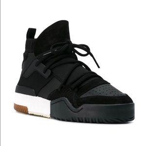 Alexander Wang Other - *SOLD*Alexander Wang x Adidas Black Boost sneakers