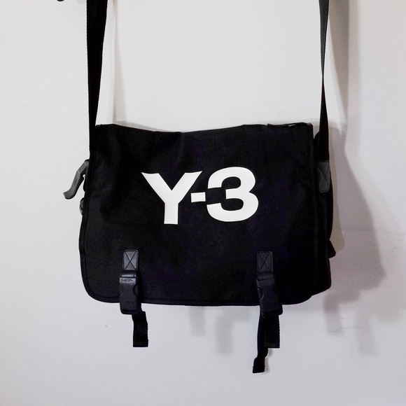674c32e3b128 Adidas Other - Y-3 Yohji Yamamoto Messenger Bag