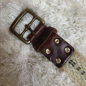 Lucky Brand Other - Lucky Brand men's belt sz 34