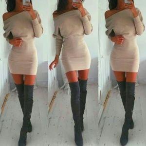 unknown  Dresses & Skirts - Cream dress