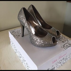 Lulu Townsend Shoes - Sparkly 👠 high heels