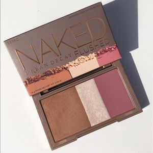 Urban Decay Other - 🆕 NEW! Urban Decay Naked Flush Trio in Sesso BNIB