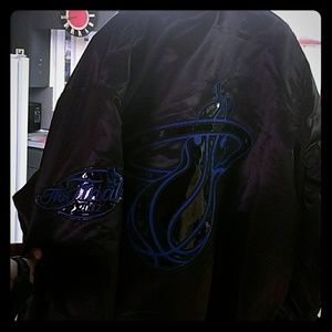 Startas Other - heat big 3 jacket NBA finals exclusive custom jack