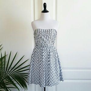 Jack Wills Dresses & Skirts - Jack Wills Strapless Cotton Dress