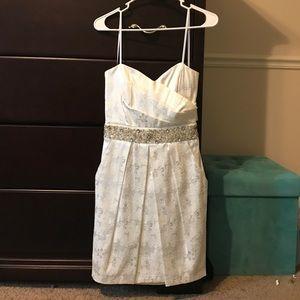 47% off B. Darlin Dresses & Skirts - Satin formal cocktail dress with ... | 300 x 300 jpeg 13kB
