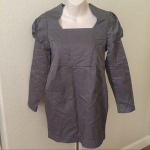 Marni Dresses & Skirts - Auth Marni Long Sleeve puff Sleeve Dress 2/4