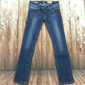Women's J Rag Denim Jeans JRW 3501 sz 27 Low Rise