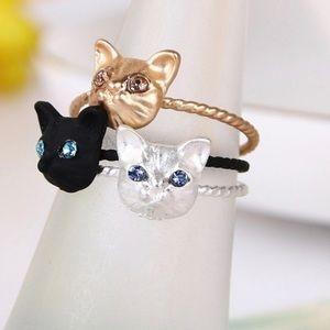 WILA Jewelry - Cat rings