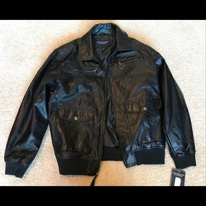 Roundtree & Yorke Other - New Black men's jacket