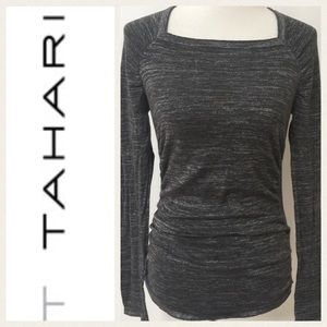 T Tahari Tops - T Tahari Long Sleeve Pullover