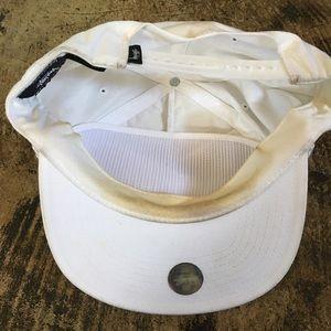 b630f045706 Stussy Accessories - White Stussy hat fisherman SnapBack rope cotton