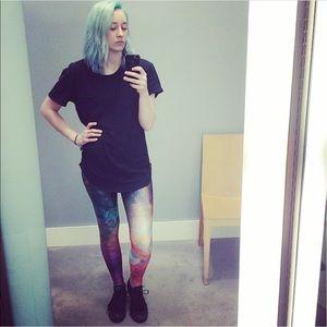Blackmilk Pants - ✨Blackmilk Galaxy Rainbow Leggings✨