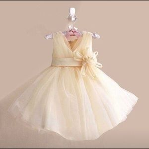 Other - Clearance ivory dress girl dress