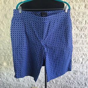 Cynthia rowley Bermuda shorts