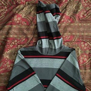 Other - Nice striped hoodie sz 14/16 Boys. BRAND NEW