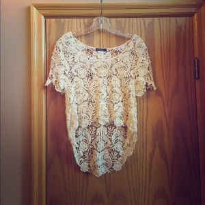 Deb Tops - DEB Lace Shirt