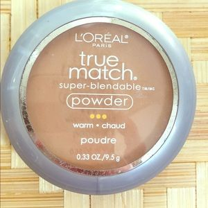 Loreal Other - Loreal True Match Powder in W5 Sand Beige