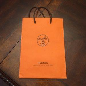 Hermes Handbags - Hermes shopping bag