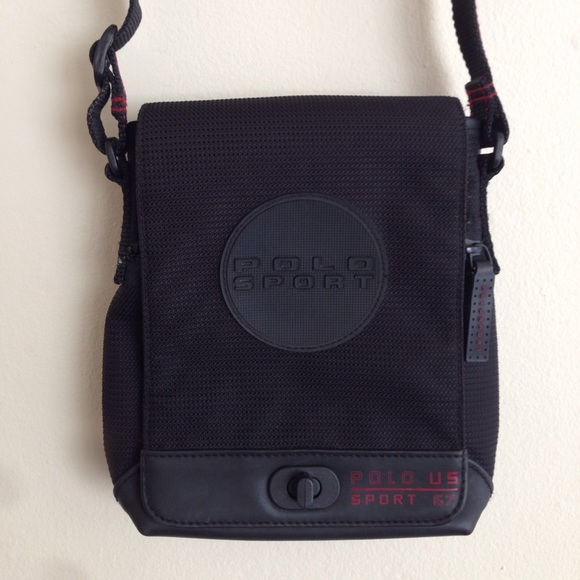 Vintage Ralph Lauren Polo Sport Crossbody Bag. M 58e575172de512442700e5cb 6e04c5b5bef73